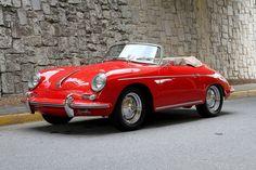 Porsche 356 Roadster Front Side 1480x986 1960 Porsche 356 Roadster
