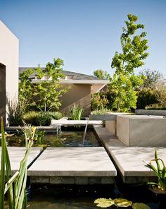 Mark Tessier Landscape Architecture - Copses Residence