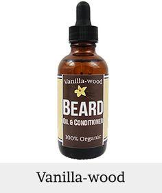 NavBar Beard Oil Van