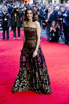 WHO: Rachel Weisz WHAT: Lanvin WHERE: BFI screening of Youth, London WHEN: October 15, 2015