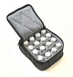 Essential Oils Carrying case (15ml or 10ml Roll ons)