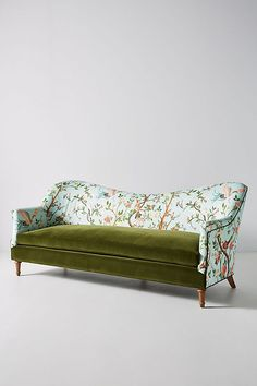 Shop The Pied-à-Terre Collection at Anthropologie today, featuring the season's newest arrivals as well as tried-and-true favorites. Sofa Furniture, Cheap Furniture, Furniture Design, Furniture Online, Rustic Furniture, Furniture Ideas, Sofa Upholstery, Fabric Sofa, Sofa Design