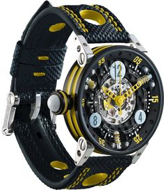 M Watch Golf Master Ladies Yellow Hands- Watch Available to buy online. Brm Watches, Watches For Men, Ladies Watches, Watch Model, Telling Time, Latest Jewellery, Beautiful Watches, Mellow Yellow, Casio Watch
