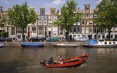 Los canales de Ámsterdam - Visitar Ámsterdam - Holland.com