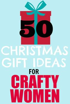 50 AWESOME ideas from industry leaders- scrapbooking, sewing, jewellery, fine art, crocheting and knitting, DIY gifts ! The Ultimate list!