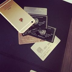 #AmericanExpress #BlackCards #Creditcards