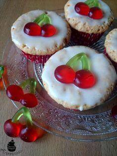 Zitronen-Muffins | Krümmelchaos