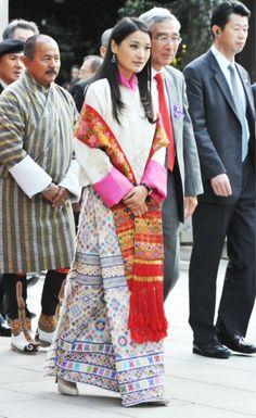 Queen Jetsun Pema Wangchuck of Bhutan