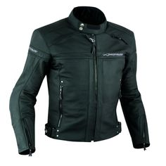 A-Pro Lemans Leather Jacket #eicma