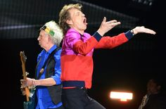 . The Rolling Stones Mick Jagger performs on the opening night of Weekend 2 of Desert Trip Friday October 14, 2016 at the Empire Polo Club in Indio, Calif. (Will Lester-SCNG.Inland Valley Daily Bulletin)