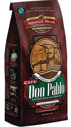 Don Pablo Coffee | For the Perfect Cup of Coffee