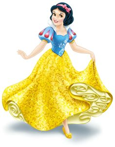 Snow White (bad transparent)