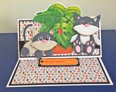 tiny tubs Tubs, Card Ideas, Card Making, Lace, Cards, Animals, Bathtubs, Animales, Soaking Tubs