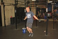 Crossfit 17.5 - 35 DU's & 9 Thrusters @ 95# 10X  chris_0_brower19671  posted a photo:       170324 WOD CrossFit Open 17.5 9 Thrusters (95/65lbs) 35 Double Unders 10 Rounds 37:13 RX  http://www.flickr.com/photos/151113935@N04/33521082742/