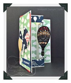 KOCreations Stampin' Up! Blog: Sending Smiles Across the Miles - #CTC011