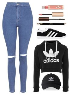 They can never make me hate u, even tho wat u was doing wasn't tasteful by may-boo on Polyvore featuring polyvore moda style adidas Topshop Clarins Tom Ford fashion clothing