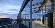 Edinburgh Gateway. Client: Balfour Beatty. Image © David Cadzow
