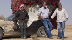 Top Gear.  I would love to hang with these guys, just for a day.....