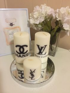 Hey Everyone! So I have seen these candles all over instragram and pinterest and I absolutely LOVE them. So i decided to make them myself. I figured I would show you guys how I did it. Just follow …