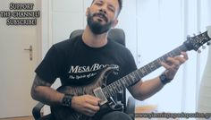 ╪Shreddy Improvisation over Changes • Yiannis Papadopoulos╪