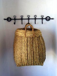organic esparto basket wild at heart