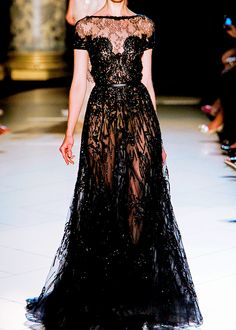 Elie Saab Haute Couture F/W 2012.