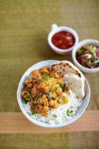 Jamie Oliver: Pumpkin, chickpea and coconut curry MFM recipe - Recipes