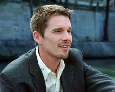 size: Photo: Poster of Ethan Hawke : Entertainment Ethan Hawke, Dead Poets Society, The Chosen One, First Crush, Charming Man, Natalie Portman, Hawkeye, Actor Model, Male Face