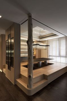 90 Amazing Japanese Interior Design Inspirations https://www.futuristarchitecture.com/3040-japanese-interior-designs.html #japanese #interior