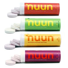 """Bicycling Magazine calls Nuun """"the best new drinks to fuel your ride. Bicycling Magazine, Hydration Pack, Lemon Lime, Berries, Fruit, Drinks, Sugar Free, Nutrition, Bike"""