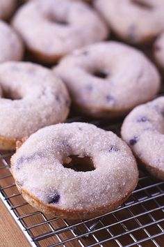 An easy baked donut, packed with blueberries and rolled in cardamom sugar! This week-end, Canadians were rejoicing the return of NHL hockey. I, however, was busy ignoring those overpaid babies and was up to my elbows in donuts! I finally broke in my new Wilton baked donut pan…with great success! There is a moment in...Read More