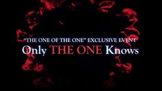 "BABYMETAL - THE ONE Exclusive Event ""Only THE ONE Knows"" Digest"