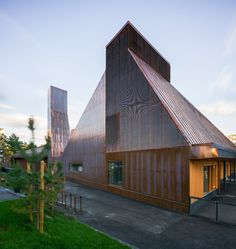 SHORTLISTED for Awards 18: OOPEAA  and Suvela Chapel, image: Mika Huisman