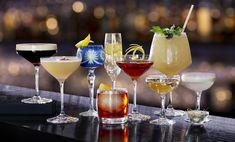 Til nytår, til fest eller til en aften med din yndlingsserie. Bartenderen fra Balthazar Champagne Bar har mixet cocktails, der passer til hele redaktionens favoritserier fra Sex & the City til Walking Dead.