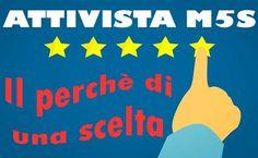 Marco Ferrara M5S - Blog Personale di attivistam5s - Marco Ferrara Ferrari, Blog, Blogging