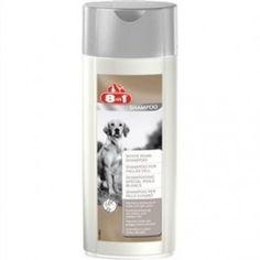 8in1 Европа Шампунь Белая Жемчужина для собак - Интернет зоомагазин Dogstars. Купить корм для собак и кошек в Николаеве