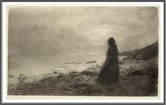 Robert Demachy (1859-1936), La Veuve.