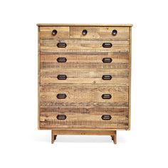 Verge Reclaimed Wood Chest
