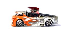 Hot Wheels : Un joli Custom Chevy par Syabil Desthathin Jr Volkswagen, Benne, Custom Hot Wheels, Pinewood Derby, Custom Trucks, Kustom, Diecast, Minis, Chevy