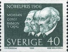 Moissan (chemistry) & C. Golgi and S. y Cajal (medicine) Nobel Prize Winners, Stamp Catalogue, Biologist, Stamp Collecting, My Stamp, Postage Stamps, Chemistry, Einstein, World