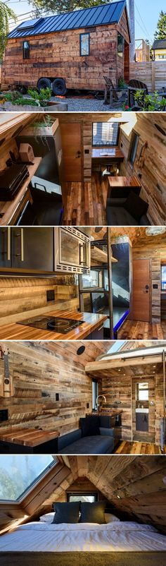 The Tipsy Tiny House (180 sq ft)