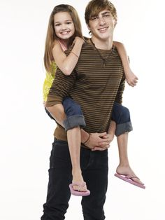 Kendall Schmidt and Ciara Bravo Big Time Rush Season 1 Promotional Outtakes