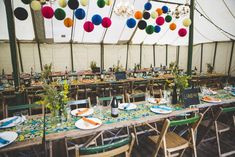 Colourful Wedding Inspired by African Prints and Scotland (14)