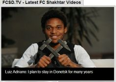 Luiz Adriano Shakhtar lifer All Things, How To Plan, Videos