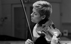 Isabelle Faust - Bartók: Violin Concertos Nos 1 & 2, review - Telegraph