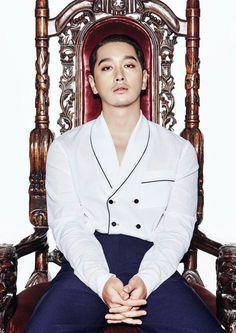Taecyeon, Chef Jackets, Magazine, Kpop, Fashion, Moda, Fashion Styles, Magazines, Fashion Illustrations