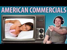 ▶ Irish People Watch American Commercials - YouTube