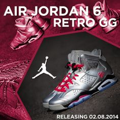 release date: 0ba98 94eca NEW RELEASE  At long last, the hotly anticipated return of the original  1991 AIR JORDAN 6 RETRO is here! Grab a pair for the special sneakerhead in  your ...