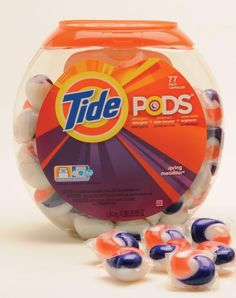 Category disruptors: You break it, you own it | Tide Pods launched a whole new category in laundry detergent.