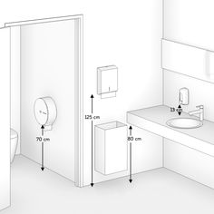 Washroom Design, Toilet Design, Bathroom Design Luxury, Bathroom Layout Plans, Small Bathroom Layout, Toilet Plan, Interior Design Tools, Bathroom Dimensions, Ensuite Bathrooms
